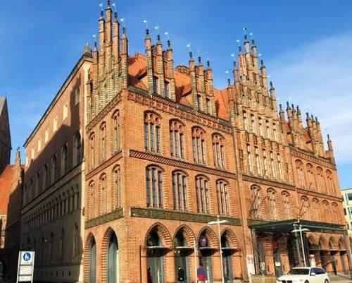 德國漢諾威Hannover必玩-Altes Rathaus 舊市政廳