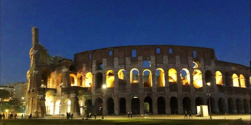 義大利羅馬Rome (Roma)必玩 -Colosseo 羅馬競技場 (英 Colosseum) = 羅馬鬥獸場