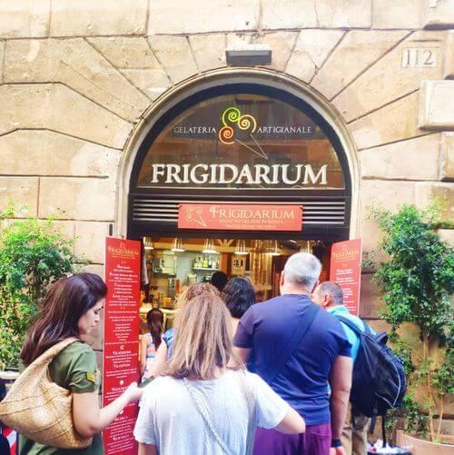 義大利羅馬Rome (Roma)必吃 -Frigidarium