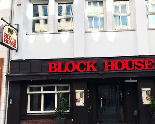 德國漢諾威Hannover必吃-Block House