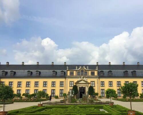 德國漢諾威Hannover必玩-Herrenhäuser Gärten 海恩豪森王家花園