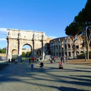 義大利羅馬Rome (Roma)必玩 -Arco di Costantino 君士坦丁凱旋門