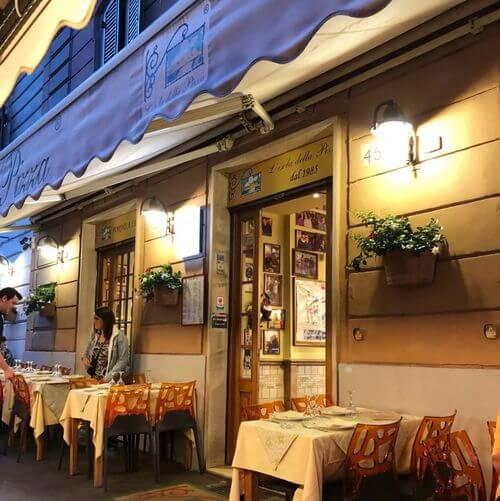 義大利羅馬Rome (Roma)梵蒂岡Vatican City (義語 Stato della Città del Vaticano)必吃 -L'Isola della Pizza