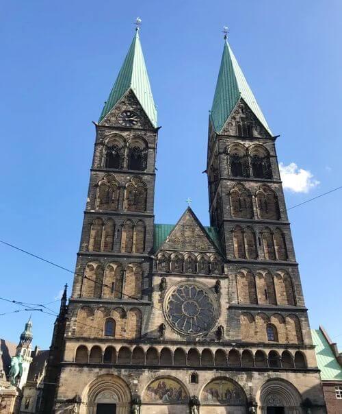 德國不來梅=不萊梅Bremen必玩-St. Petri Dom Bremen 不萊梅主教座堂