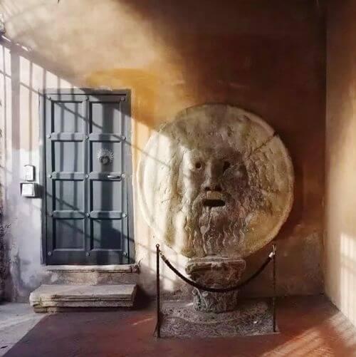 義大利羅馬Rome (Roma)必玩 -真理之口 Bocca della Verità