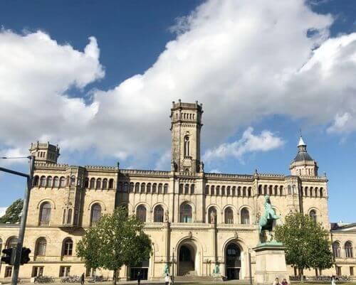 德國漢諾威Hannover必玩-Leibniz Universität Hannover 漢諾威萊布尼茲大學