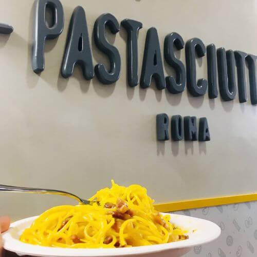 義大利羅馬Rome (Roma)梵蒂岡Vatican City (義語 Stato della Città del Vaticano)必吃 -Pastasciutta