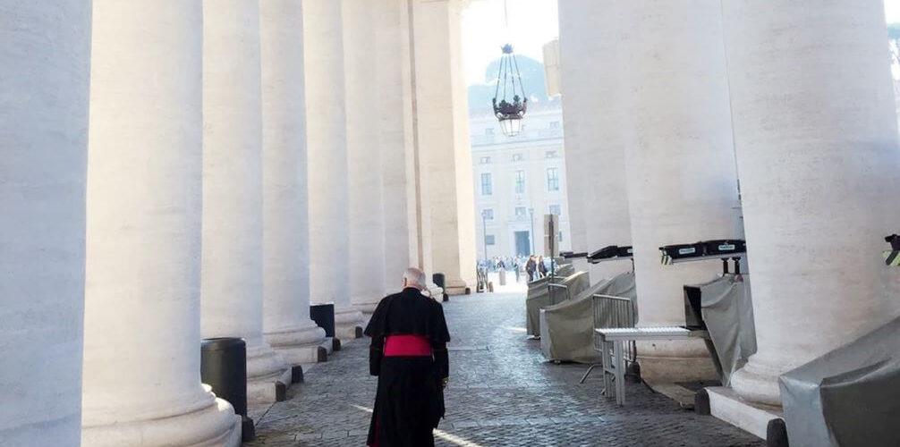 義大利羅馬Rome (Roma)梵蒂岡Vatican City (義語 Stato della Città del Vaticano)必玩 -Piazza San Pietro 聖伯多祿廣場 = 聖彼得廣場