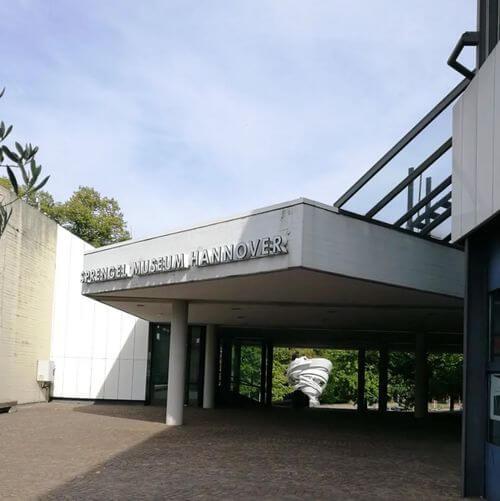德國漢諾威Hannover必玩-Sprengel Museum 施普倫格博物館