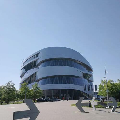 德國司徒加特=斯圖加特Stuttgart必玩-Mercedes-Benz Museum 梅賽德斯-賓士博物館