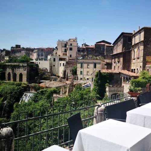 義大利蒂沃利Tivoli必吃 -Ristorante Sibilla