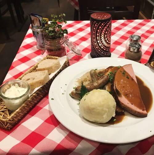 德不來梅梅=不萊梅Bremen必吃-Restaurant Edel Weiss