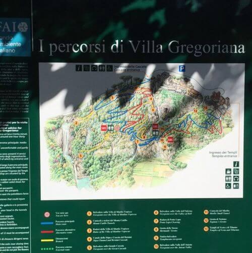 義大利蒂沃利Tivoli必玩 -Parco Villa Gregoriana 格列高里別墅公園