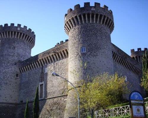 義大利蒂沃利Tivoli必玩 -Rocca Pia 堡壘