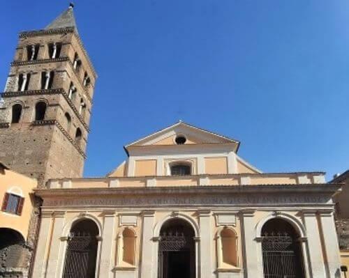 義大利蒂沃利Tivoli必玩 -Cattedrale di San Lorenzo Martire 聖老楞佐主教座堂 (Tivoli Cathedral)