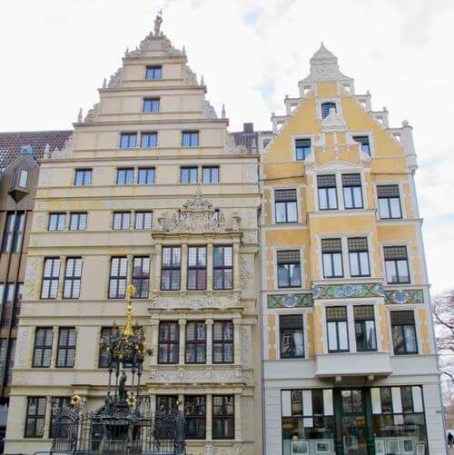 德國漢諾威Hannover必玩-Leibnizhaus 戈特弗里德·莱布尼茨故居