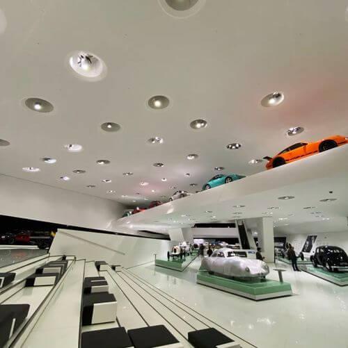 德國司徒加特=斯圖加特Stuttgart必玩-Porsche Museum 保時捷博物館