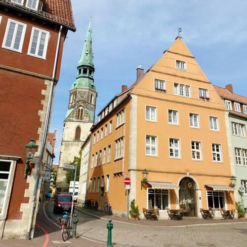 德國漢諾威Hannover必玩-Kreuzkirchge 十字架教堂
