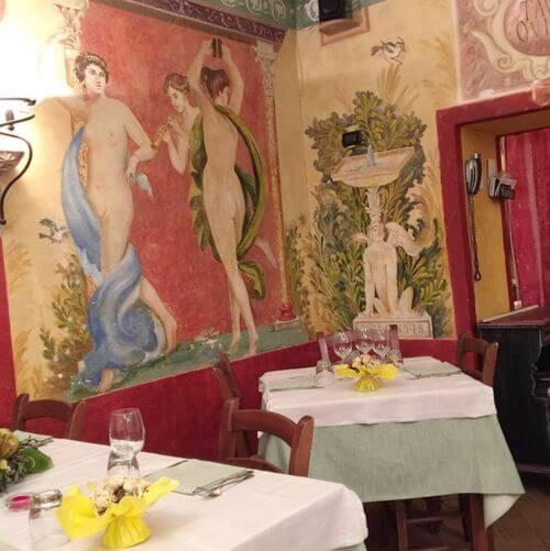 義大利蒂沃利Tivoli必吃 -Taverna Quintilia