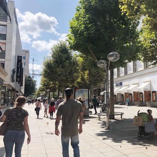 德國司徒加特=斯圖加特Stuttgart必玩-Königstraße 國王大道