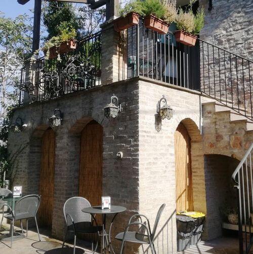 義大利阿西西Assisi必吃 - Caffè La Selva