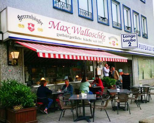德國漢諾威Hannover必吃-Max Walloschke