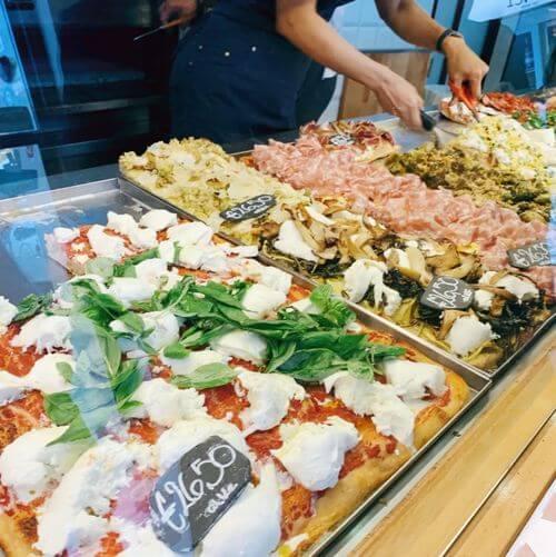 義大利羅馬Rome (Roma)梵蒂岡Vatican City (義語 Stato della Città del Vaticano)必吃 -Bonci Pizzarium