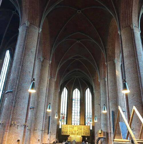德國漢諾威Hannover必玩-Marktkirche 市場教堂