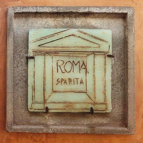 義大利羅馬Rome (Roma)必吃 -Roma Sparita