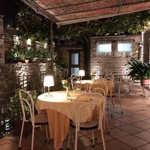義大利阿西西Assisi必吃 - Buca di San Francesco