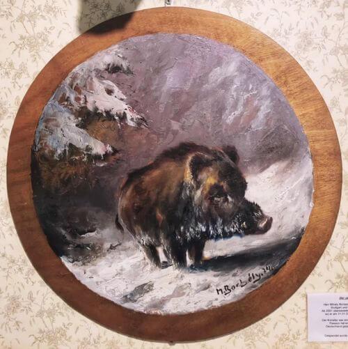 德國司徒加特=斯圖加特Stuttgart必玩-Schweine Museum Stuttgart 小豬博物館