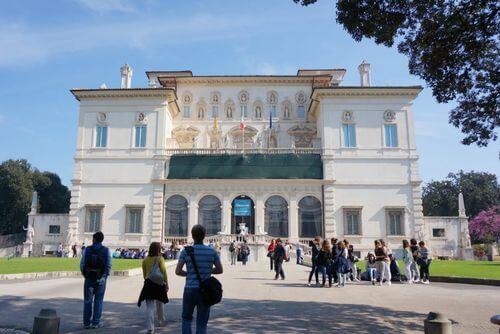 義大利羅馬Rome (Roma)必玩 - Museo e Galleria Borghese 博爾蓋塞美術館 = 波格賽美術館