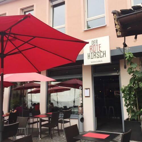 德國司徒加特=斯圖加特Stuttgart必吃-Der Rote Hirsch