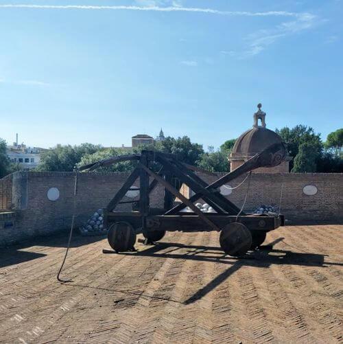 義大利羅馬Rome (Roma)必玩 - Castel Sant'Angelo 聖天使城堡