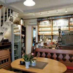 德不來梅梅=不萊梅Bremen必吃-Teestübchen im Schnoor, Restaurant & Café