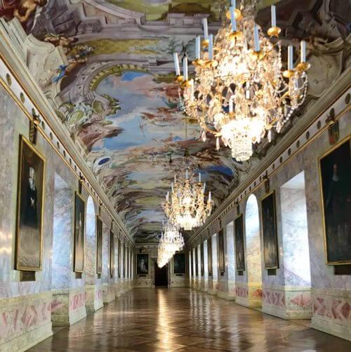 德國司徒加特=斯圖加特Stuttgart必玩-Residenzschloss Ludwigsburg 路德維希堡宮