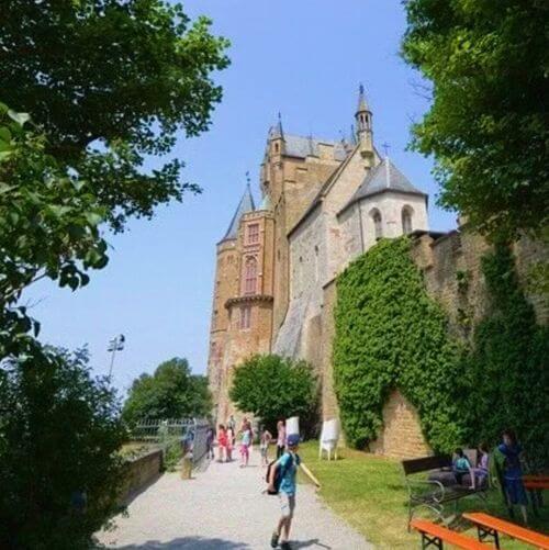 德國司徒加特=斯圖加特Stuttgart必玩-Burg Hohenzollern 霍亨索倫城堡