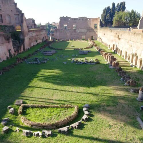 義大利羅馬Rome (Roma)必玩 - Palatino 帕拉丁山 (英 Palatine Hill)