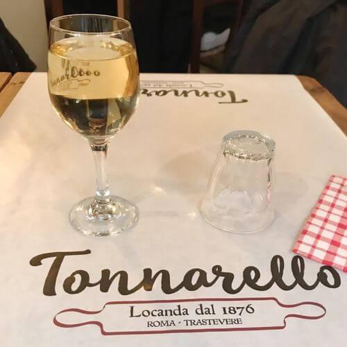 義大利羅馬Rome (Roma)必吃 -Tonnarello