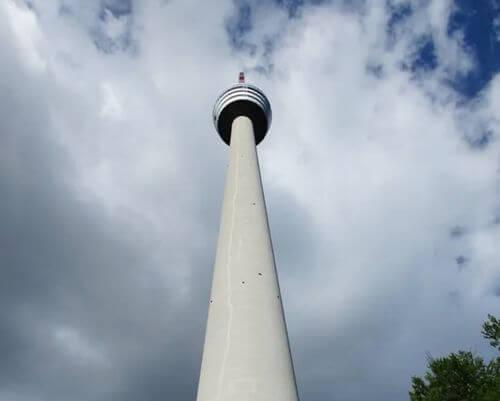 德國司徒加特=斯圖加特Stuttgart必玩-Fernsehturm Stuttgart 司徒加特電視塔