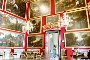 義大利羅馬Rome (Roma)必玩 - Galleria Doria Pamphilj 多利亞·潘菲利美術館