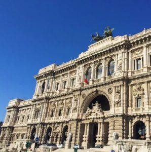 義大利羅馬Rome (Roma)必玩 - Corte Suprema di Cassazione 羅馬最高法院