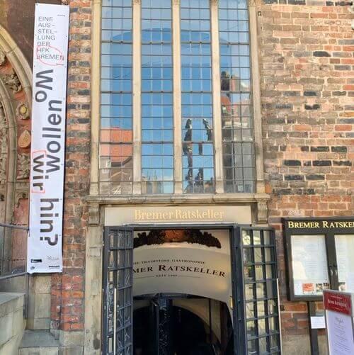 德不來梅梅=不萊梅Bremen必吃-Bremer Ratskeller Rößler GmbH & Co.KG 不來梅酒窖