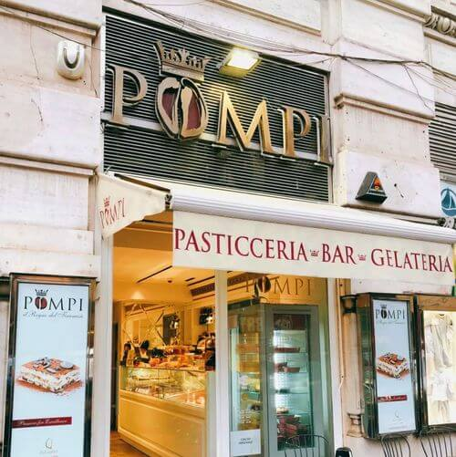 義大利羅馬Rome (Roma)梵蒂岡Vatican City (義語 Stato della Città del Vaticano)必吃 -POMPI