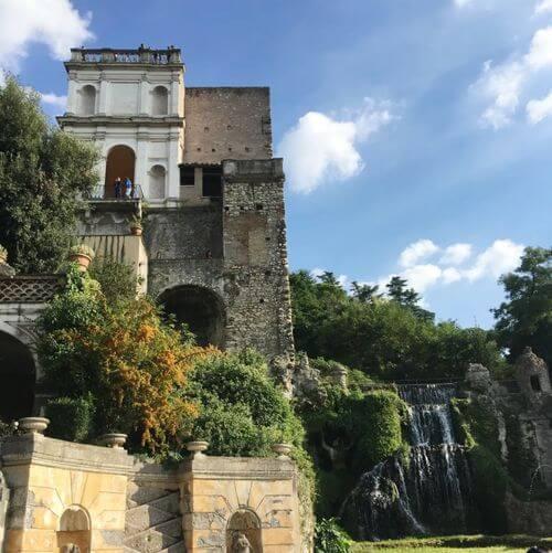 義大利蒂沃利Tivoli必玩 -Villa d'Este 埃斯特別墅 (千泉宮)