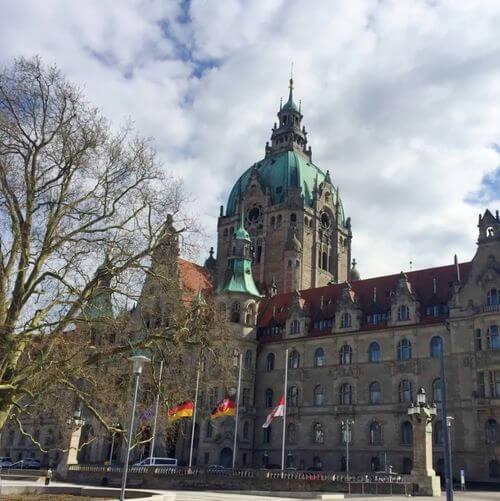 德國漢諾威Hannover必玩-Neues Rathaus 新市政廳
