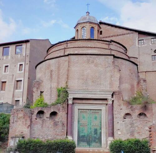 義大利羅馬Rome (Roma)必玩 -Casa delle Vestali 貞女之家