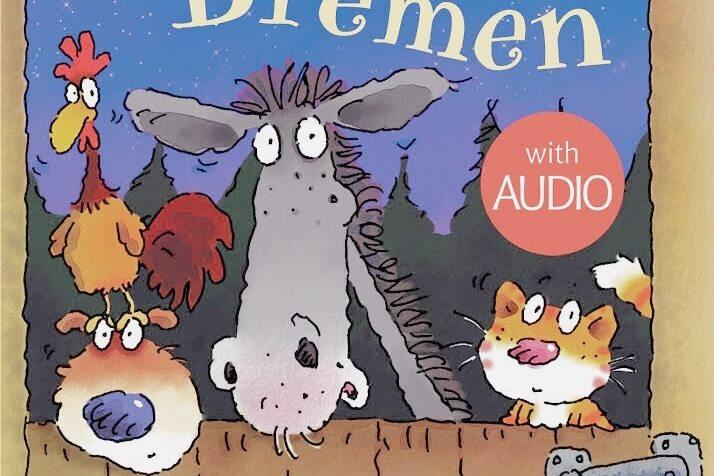 德國不來梅=不萊梅Bremen必玩-Die Bremer Stadtmusikanten 不來梅城市音樂家