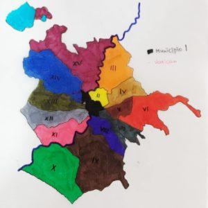 義大利羅馬Rome行政區Municipio