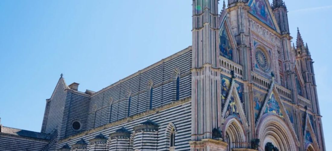 義大利奧爾維耶托 ORVIETO必玩 - Duomo di Orvieto 奧爾維耶多主教座堂